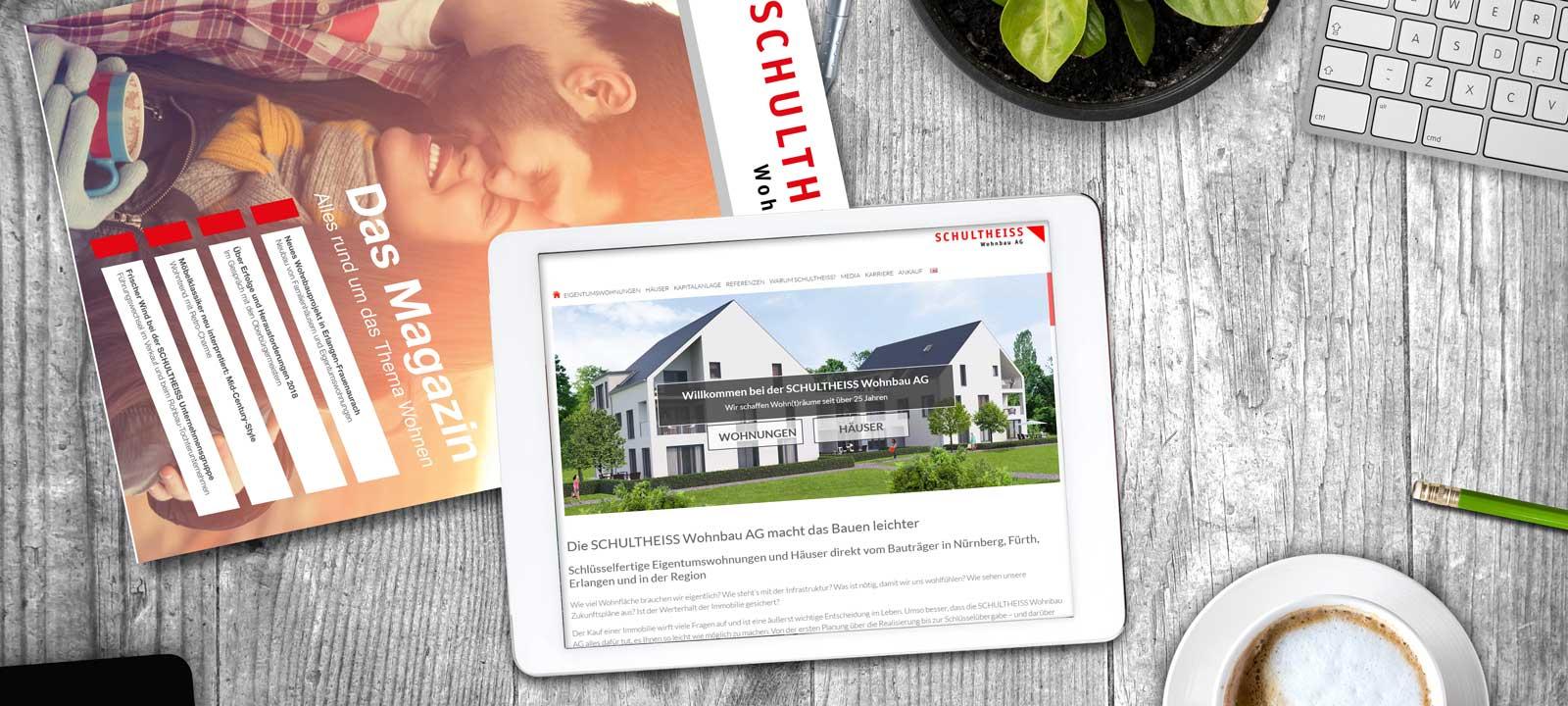 Schultheiss Wohnbau immobilien magazin nürnberg schultheiss wohnbau ag