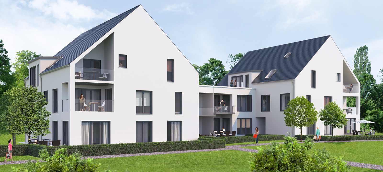 Schultheiss Wohnbau immobilien wohnungen reihenhaus in nürnberg und fürth