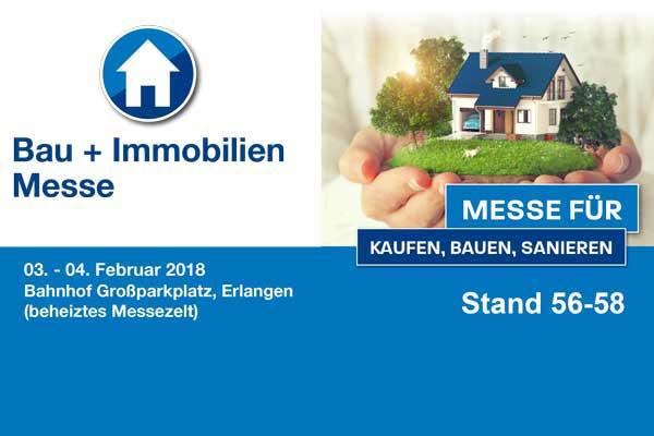 schultheiss wohnbau bau und immobilienmesse erlangen 2018 wir sind dabei bewertung