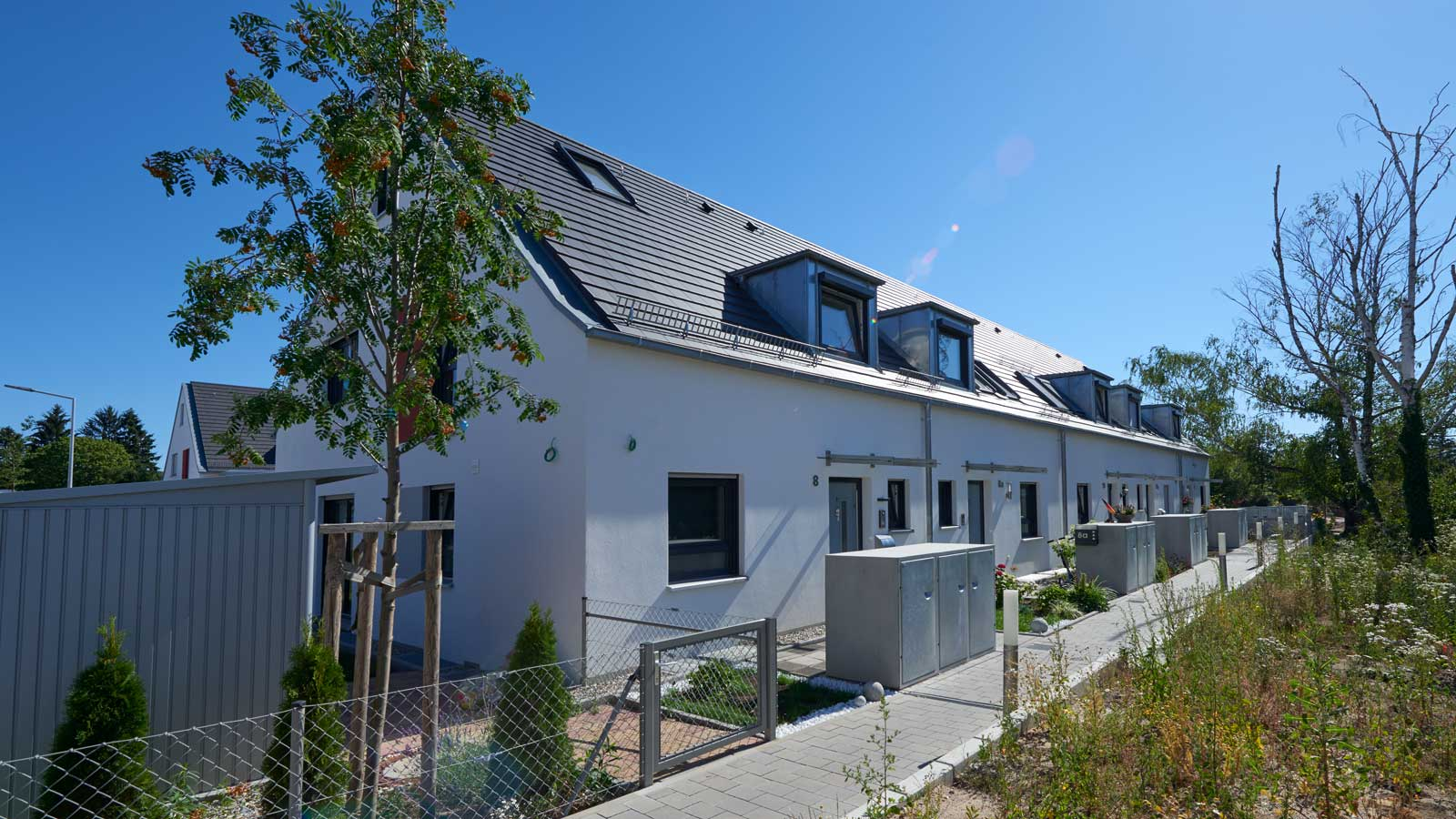Reihenhaus In Nürnberg Schultheiss Wohnbau Ag