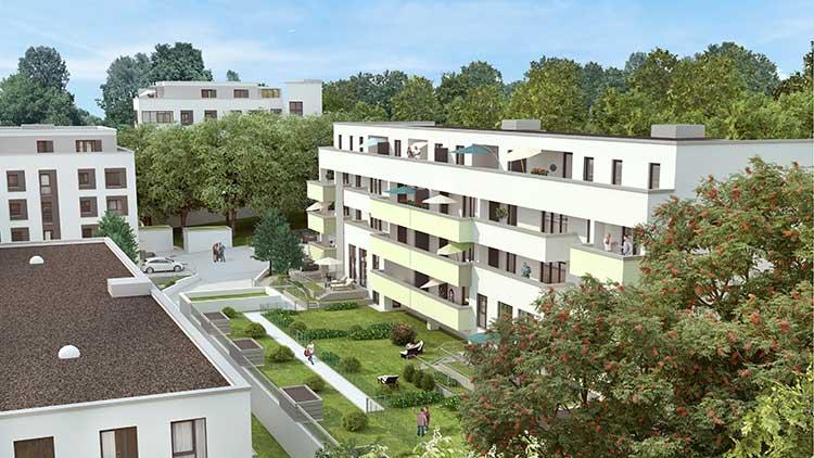 schultheiss wohnbau forchheim eigentumswohnungen am kavierlein