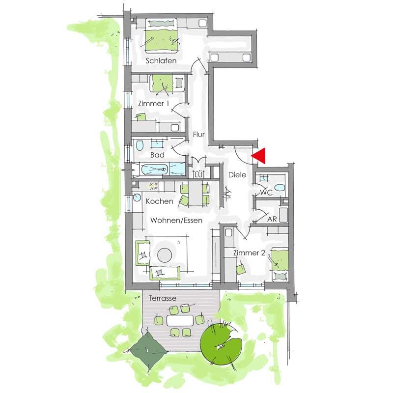 eigentumswohnung in zirndorf schultheiss wohnbau ag. Black Bedroom Furniture Sets. Home Design Ideas